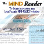 The MIND Reader - Louis Pezzani